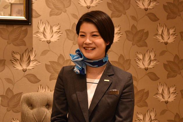 プランナーの中村さん
